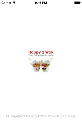 Happy 2 Wok screenshot 1