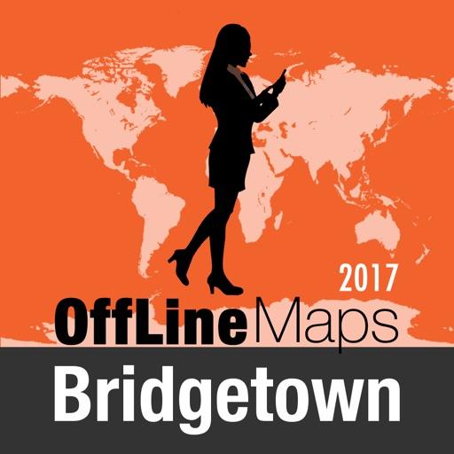 Bridgetown Mappa Offline e Guida Turistica