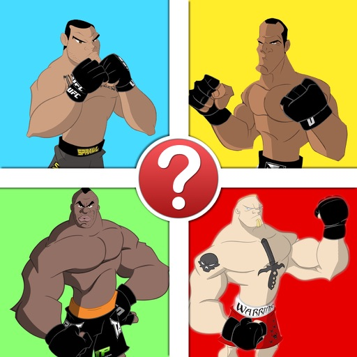 MMA Championship Fighter Trivia Quiz - UFC Octagon Specialists Takedown Edition iOS App