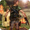 US Army Commando Jungle Survival Island