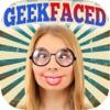 GeekFaced - The Geeky Nerd Photo FX Face Booth