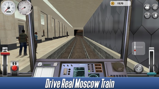 Moscow Subway Simulator Full Screenshots