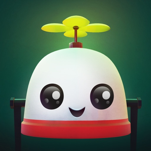 Roofbot: Puzzler On The Roof by Double Coconut LLC icon