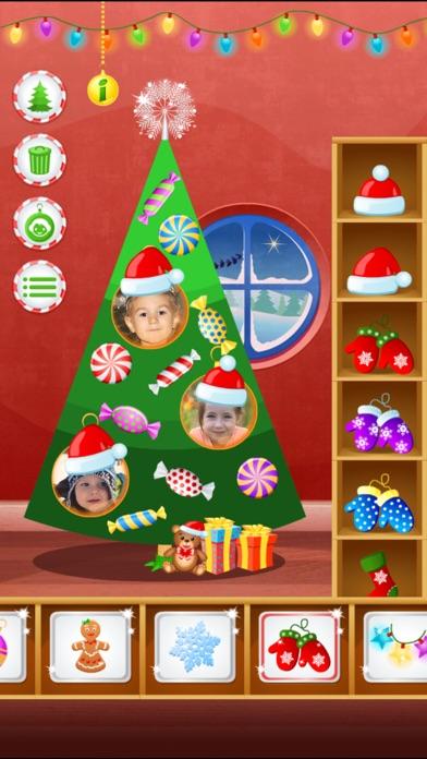 iphone screenshot 1 - Christmas Tree Games