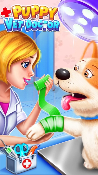 Pet Surgery Games Puppy Clinic Surgery Doctor