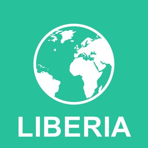 利比里亚 离线地图 : 对于旅游