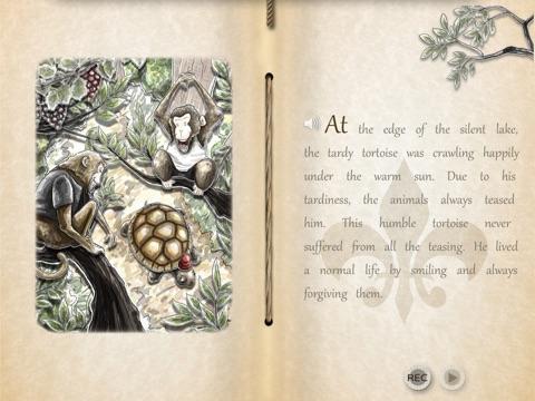 【互动图书绘本】兔龟赛跑