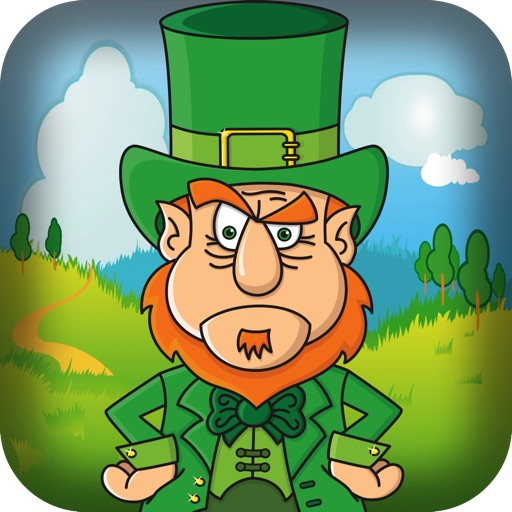 Leprechaun Pot of Gold Mayhem iOS App