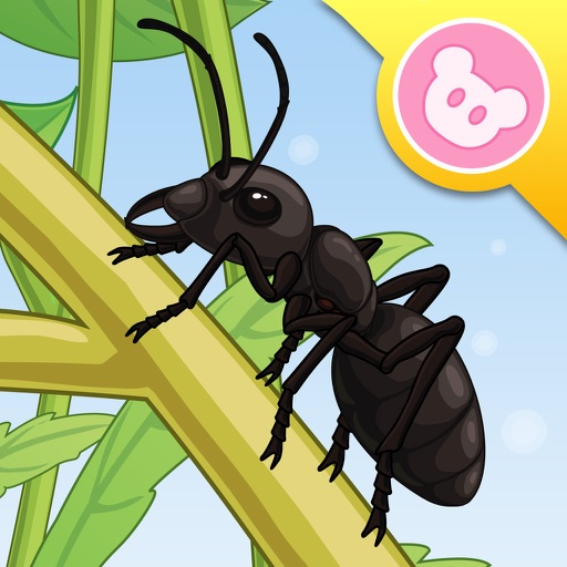 Ant - InsectWorld  A story book about insects for children iOS App