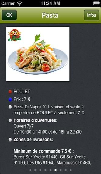 Pizza Di Napoli 91Capture d'écran de 4