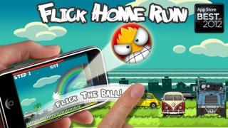 Flick Home Run ! app