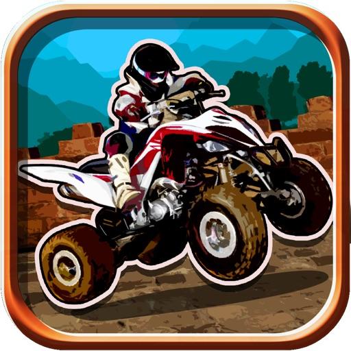 Temple Ride - ATV Quad Bike Racing iOS App