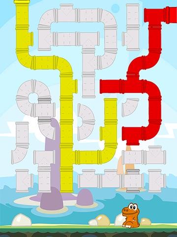 Игра водопроводчик (Plumber Land)