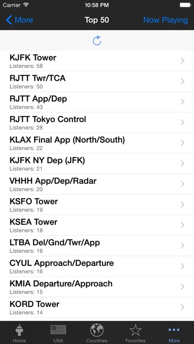 download LiveATC Air Radio apps 4