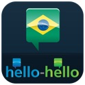 "Portuguese – Learn Portuguese (Hello-Hello) ""for iPhone"" icon"