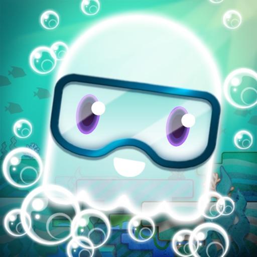 Tiny Jellyfish - Help The Lost Fish Keep A Good Attitude! iOS App