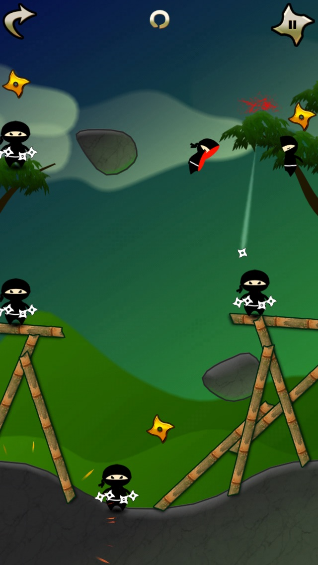 Screenshot #6 for Stupid Ninjas