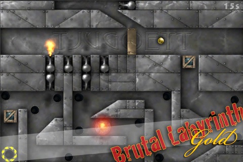 Brutal Labyrinth Gold screenshot 3
