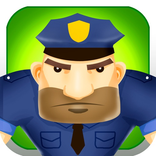 Angry Cops Street Runner Free - Top Fun Game for Teens Kids and Adults iOS App
