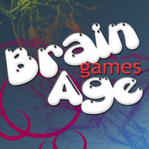 Brain Age Games iOS App