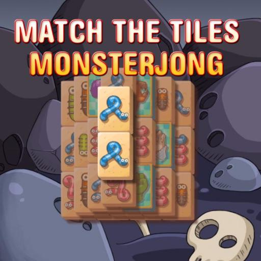 Match The Tiles - Monsterjong iOS App