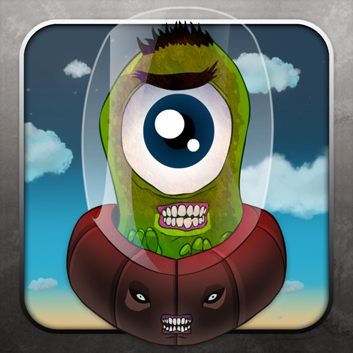 Angry Aliens - Fun Action Game iOS App