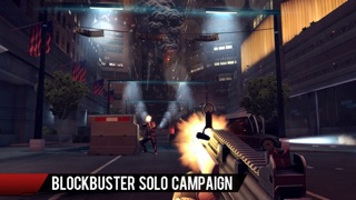 Screenshots of Modern Combat 4: Zero Hour for iPhone