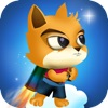 A Jetpack Kitty Fly 3D! - Reckless Run and Jump in the City : Top Casual Games for Kids