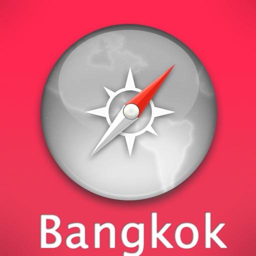 曼谷自由行地图