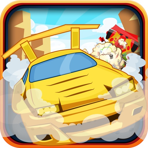 Cannon Ball Run  - Epic Car Racing Mayhem pro iOS App