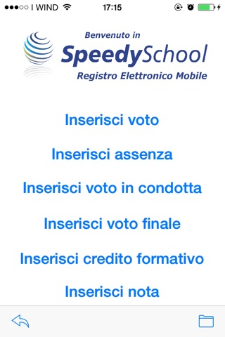 SpeedySchool - Registro Elettronico Mobile screenshot 3