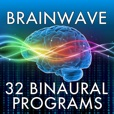 Brain Wave ™ - 32 Advanced Binaural Brainwave Entrainment Programs with iTunes Music and Relaxing Ambience