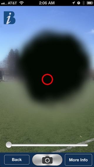 VisionSim by Braille Institute Screenshot