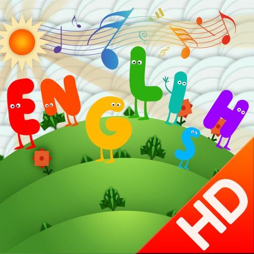 宝宝学英语 - 幼儿英语大全HD (有声版)