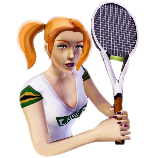 Women Tennis Championship 3D For Mac