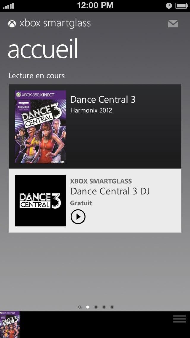 Le XBOX Live sur iPhone et iPad-capture-1