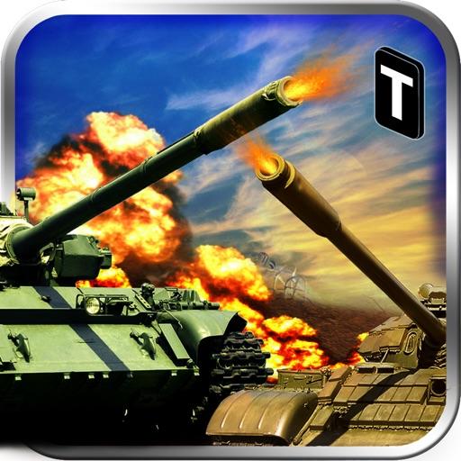 3D Battlefield Tank Simulator : Real Train & Target Driving & Simulator Cool Game