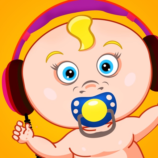 Baby DJ — музыкальная игра для детей и родителей