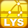 Lyon Transport Map - Metro Map for your phone and tablet