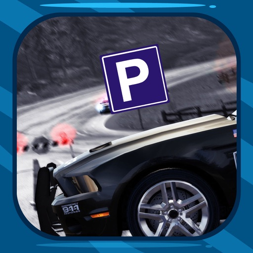 Police Car Parking 2016 iOS App