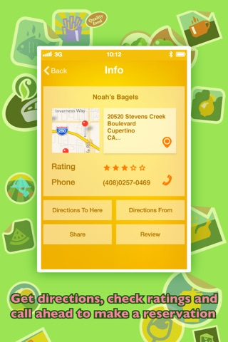 Where To Eat? PRO - Find restaurants using GPS. screenshot 2