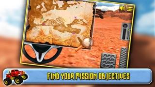 Screenshot #3 pour 3D Monster Truck Driving