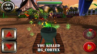 Screenshots of ENDI Tank Battle Multiplayer for iPhone