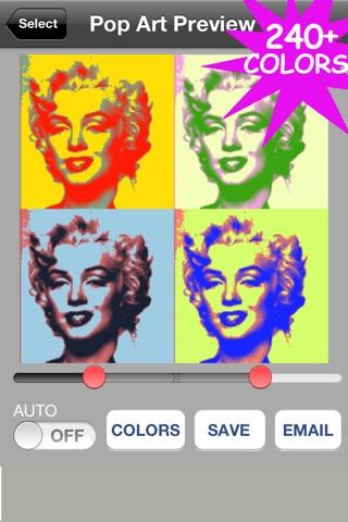 Pop Art screenshot 1