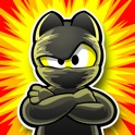 Ninja Hero Cats icon