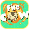 Fire Cow