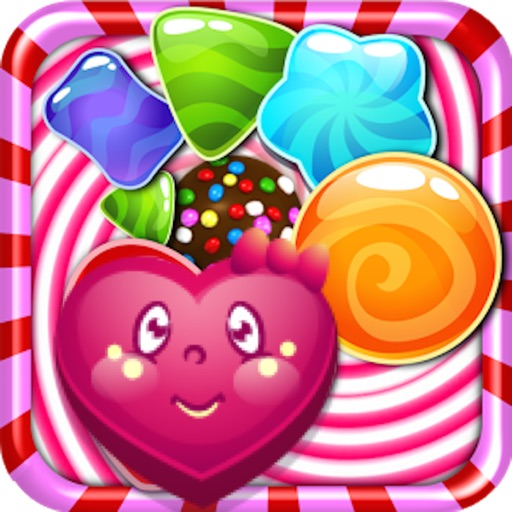 Candy Fruit Mania - Best Free Matching 3 Farm Game for Kids and Fiends! iOS App