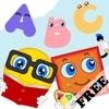 Formen & Farben-Kleinkind Vorschulkind FREE - All in 1 Pädagogische Spiele für Kids