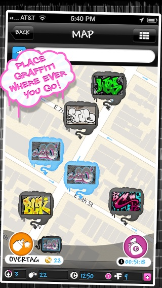 Graffiti Wars Screenshot