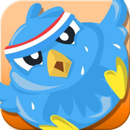 Flier Fatty Bird Smash - End of the Bird Forever iOS App